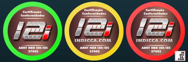 Selo 12i - Segurança da Informação Indicca
