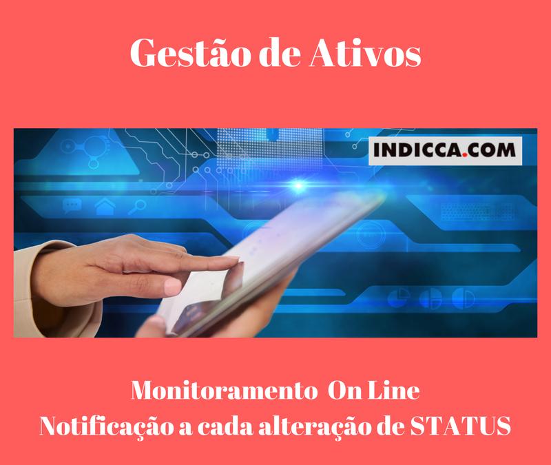 Gestão de Ativos e Monitoramento On Line