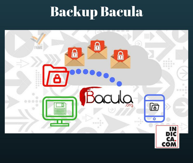 Backup Bacula - Cópia de Segurança para estações de trabalho