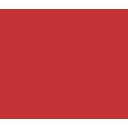 icone-gestão-ambiental-gerenciamento-de-conformidades vermelho