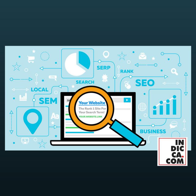 Ser relevante para o Google através da Fábrica de Sites INDICCA
