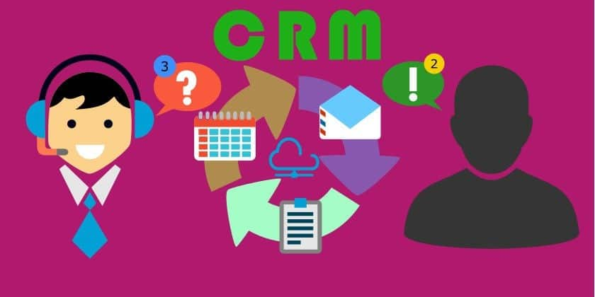 CRM - Informação do cliente o tempo todo a qualquer hora no mesmo lugar