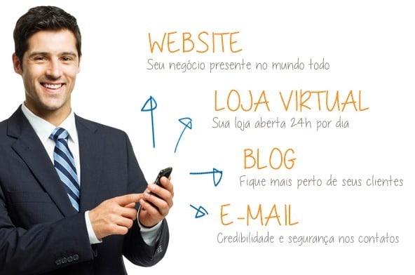 Seu site Seu escritório de contabilidade