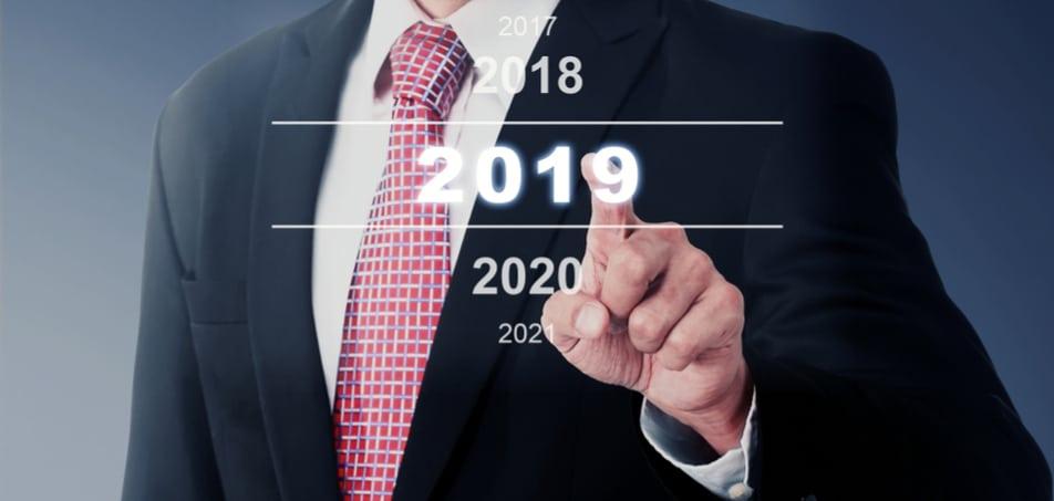 Tendências 2019